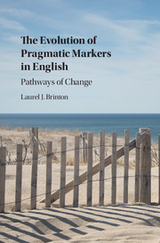 The Evolution of Pragmatic Markers in English