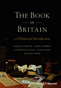 The Book in Britain: A Historical Introduction